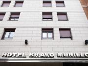 Hotel 4C Bravo Murillo - Facade