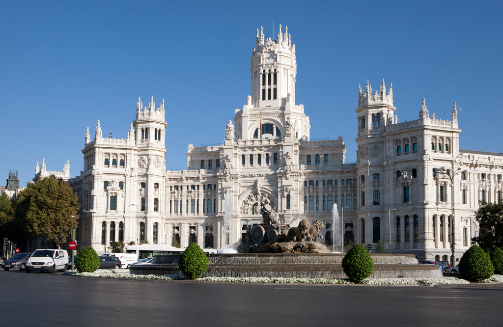 City Hall Madrid